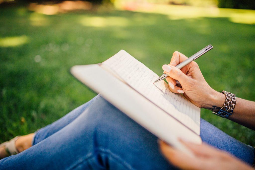 onzekerheid tips dagboek