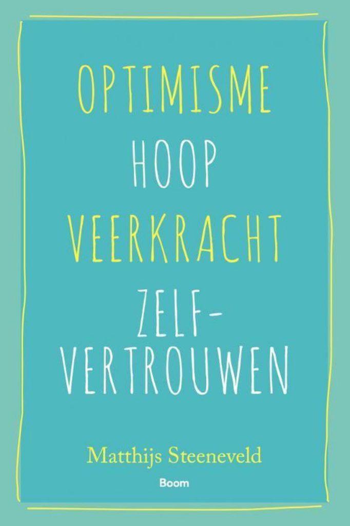 boek over zelfvertrouwen optimisme hoop veerkracht