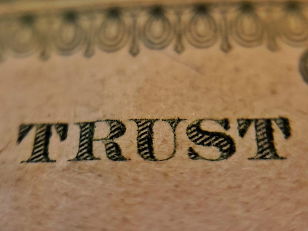 leren loslaten en vertrouwen op het leven