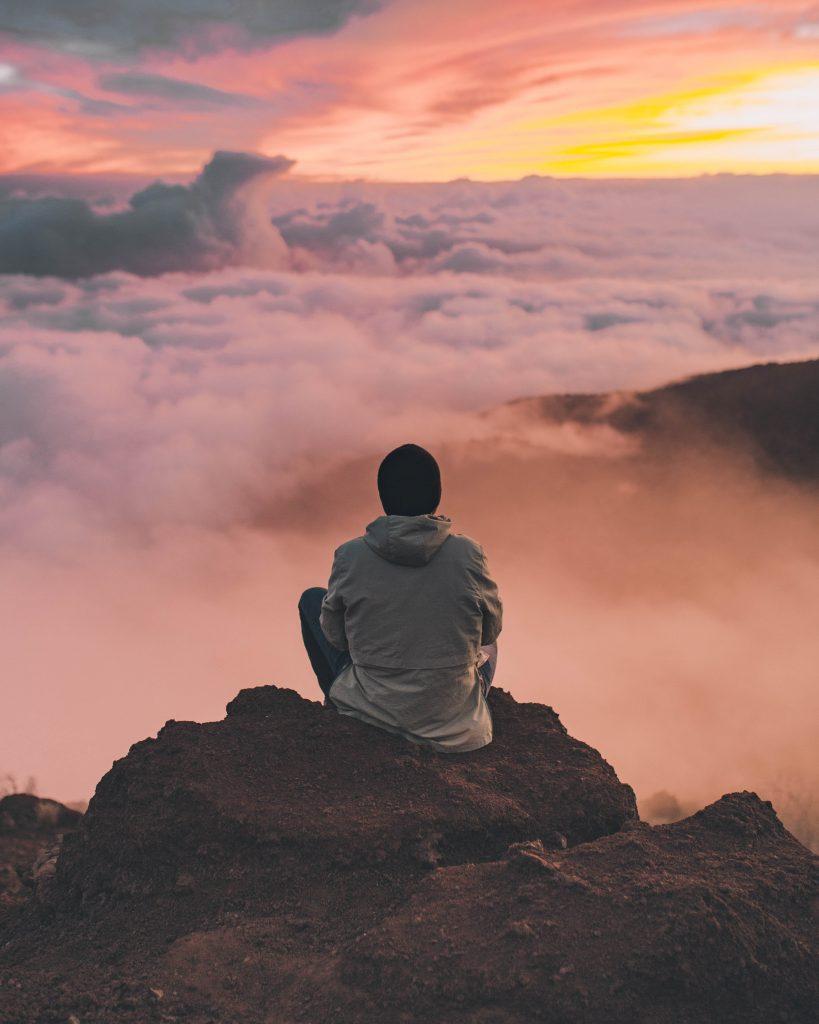 loslaten en vertrouwen meditatie dankbaarheid