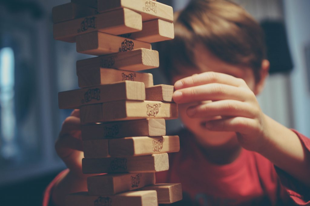 zelfvertrouwen vergroten kind spel