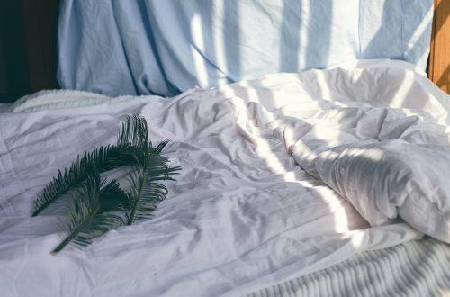 mediteren in bed