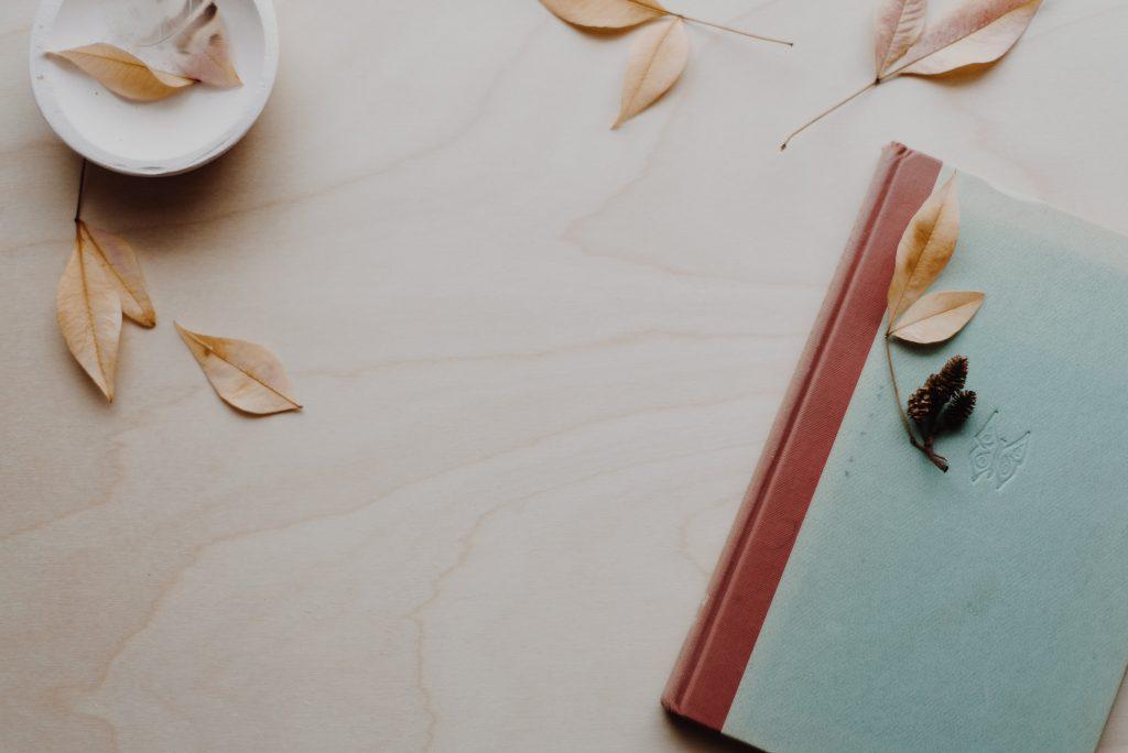 jezelf kwijt zijn en angst dagboek