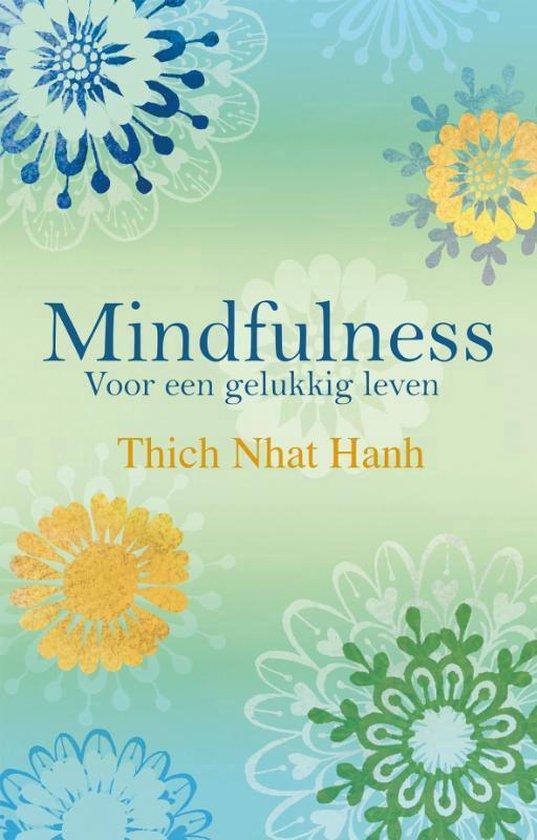 Mindfulness boek Thich Nhat Hanh