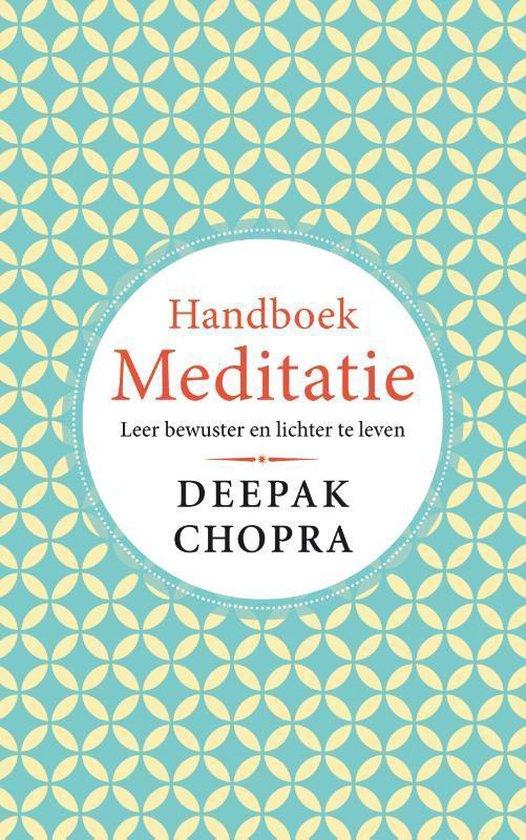 mindfulness meditatie boek Deepak Chopra