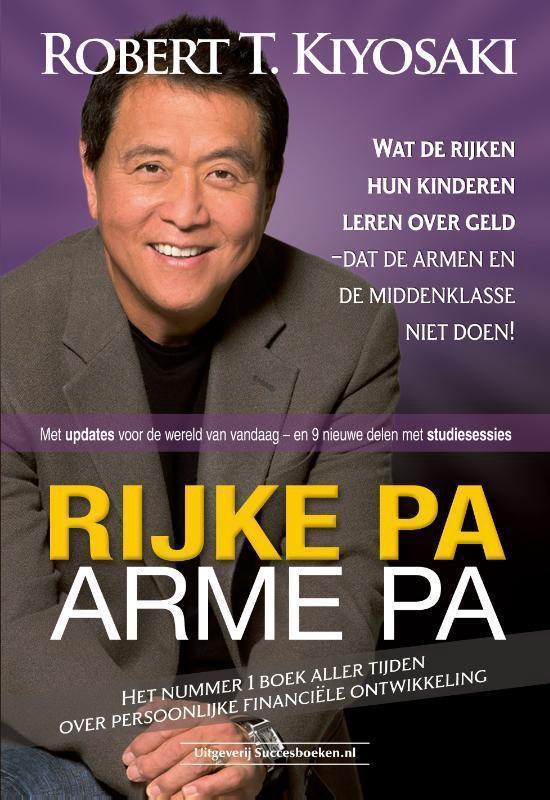 boek over zelfontwikkeling rijke pa arme pa