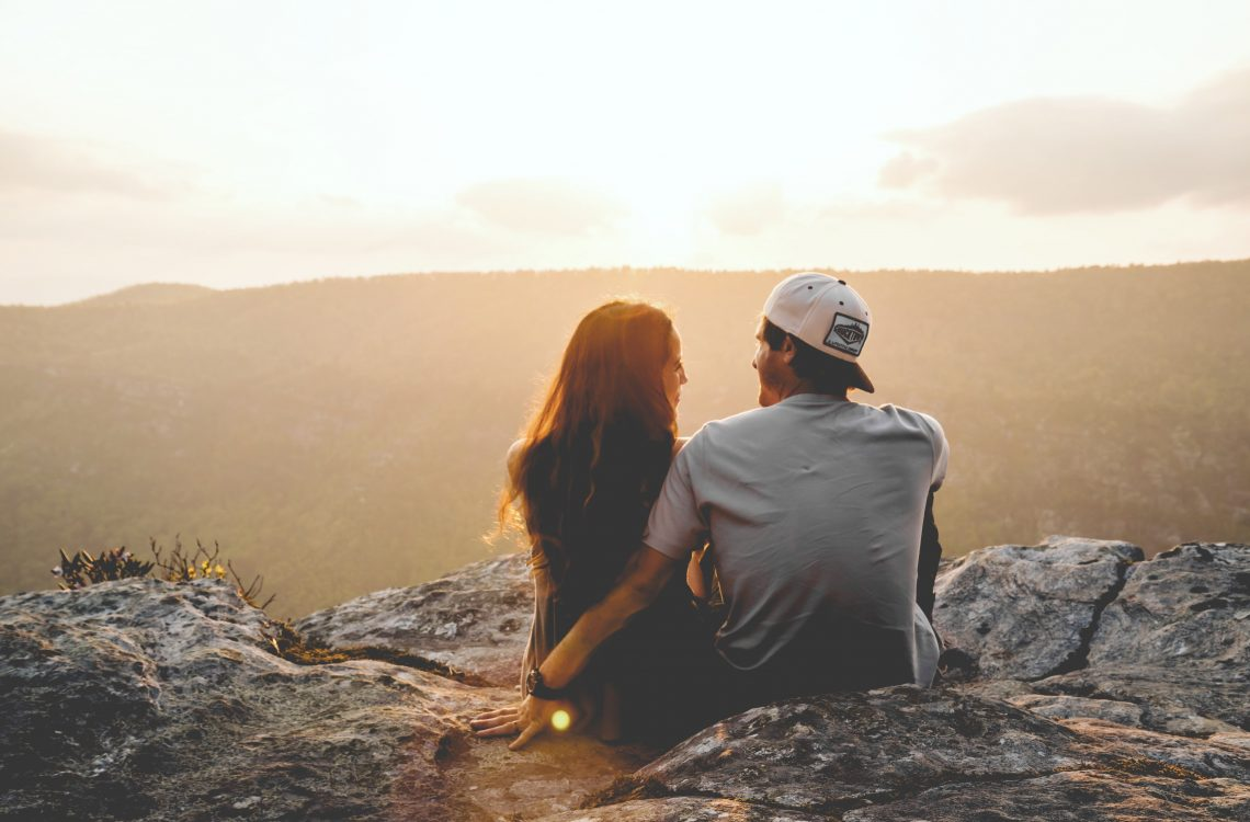 onzeker in lange relatie